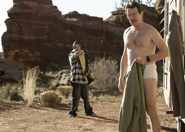La minute imposteur : <strong>Breaking Bad</strong>